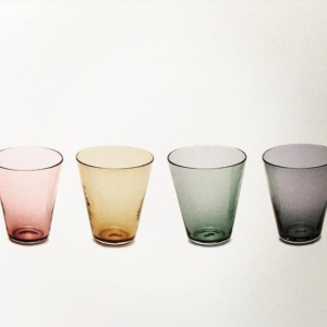 Blown-glass-tumbler-MARGARET-HOWELL-HOUSEHOLD-GOODS