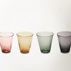 Blown-glass-tumbler-MARGARET-HOWELL-HOUSEHOLD-GOODS