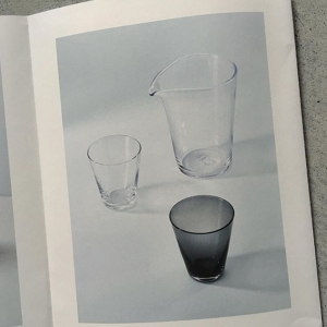 Jug-and-Blown-glass-tumbler-MARGALET-HOWELL-HOUSEHOLD-GOODS-SS16